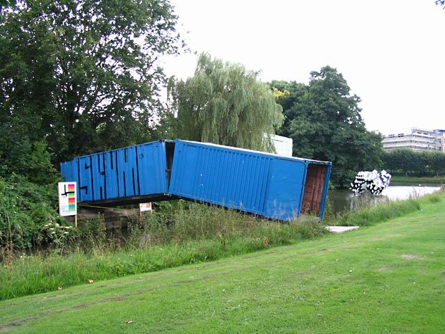 Container Bridge Gorinchem